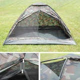 Tent camouflage 3 persoons