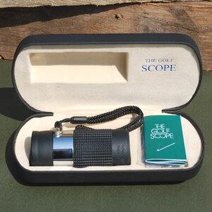 Monokijker spynocular the golf scope