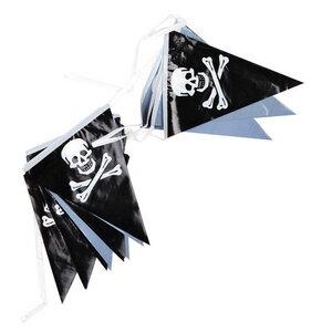 Vlag lint Piraat