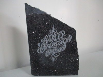 Harley-Davidson logo natuursteen (3)