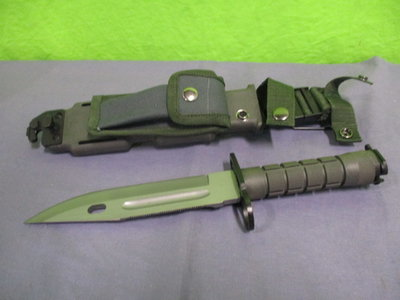 Mes M9 US Military groen